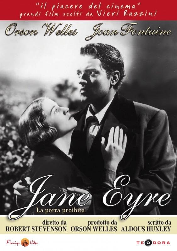 La copertina di Jane Eyre - La porta proibita (dvd)