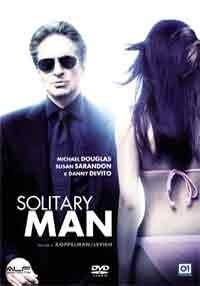 La copertina di Solitary Man (dvd)