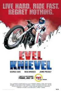 La locandina di Evel Knievel