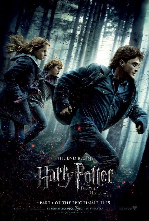 Nuovo poster per Harry Potter e i doni della morte - Parte 1