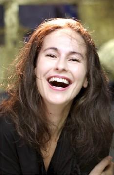 Una sorridente Consuelo Ciatti
