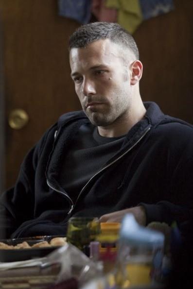 Ben Affleck in un'immagine del poliziesco The Town
