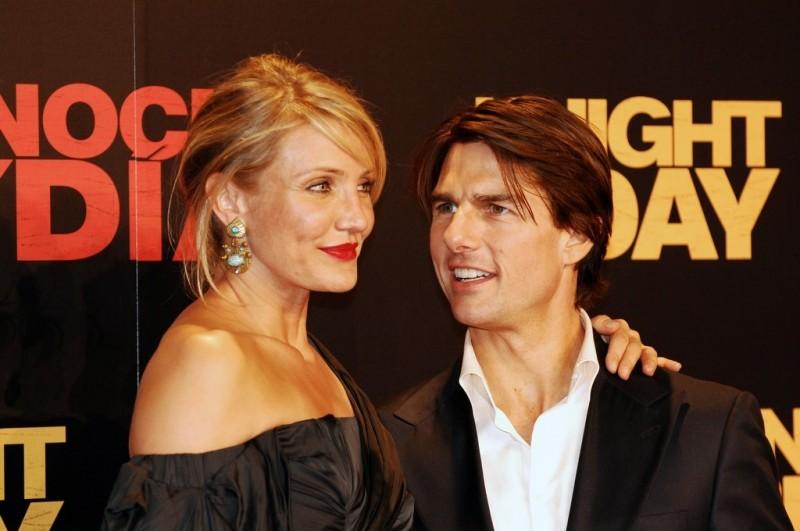 Cameron Diaz e Tom Cruise presentano Innocenti bugie in America