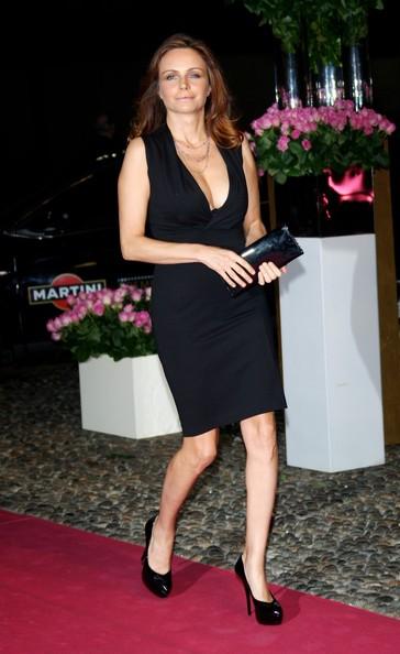 Francesca Neri ad un evento Martini, 2009