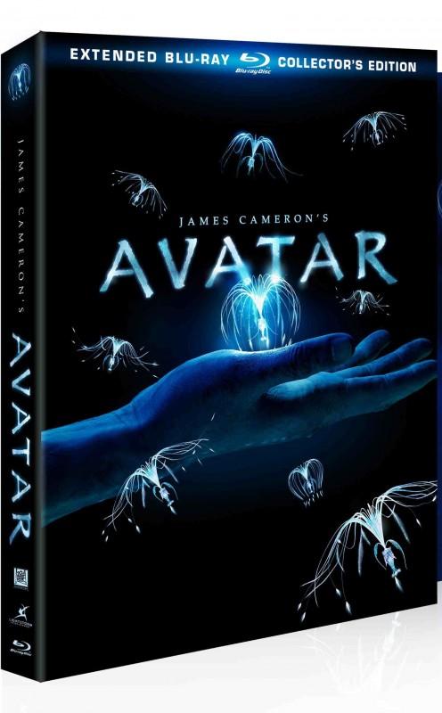 La copertina di Avatar Extended Collector's Edition (blu-ray)