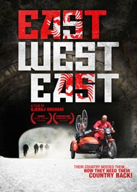 La locandina di East, West, East: The Final Sprint