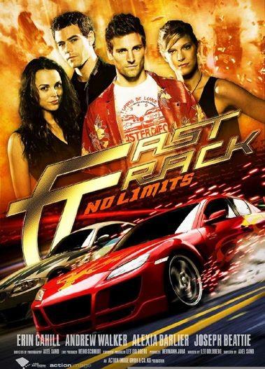 La locandina di Fast Track: velocità massima