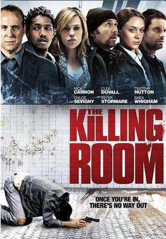 La locandina di The Killing Room