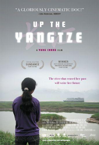 La locandina di Up the Yangtze