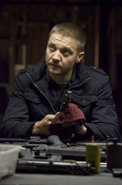 Un pericoloso Jeremy Renner in The Town
