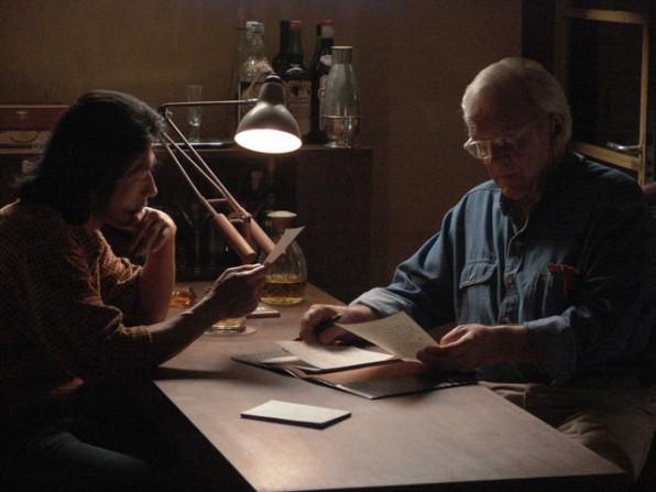 Anthony Hopkins e Hiroyuki Sanada in una scena del film The City of Your Final Destination