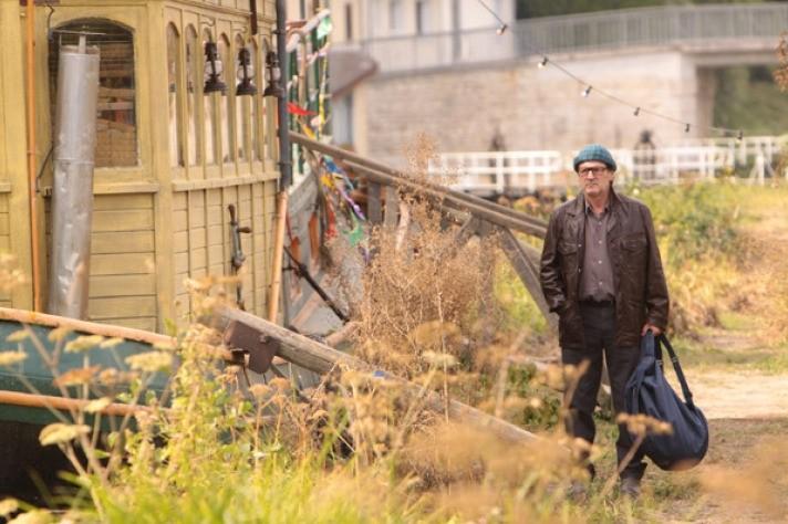 Daniel Auteuil in una scena del film Donnant, Donnant