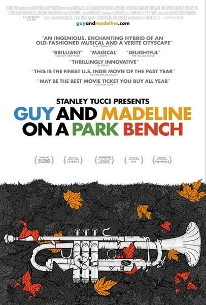 Nuovo poster per Guy and Madeline on a Park Bench