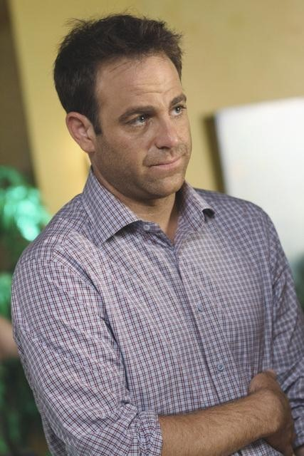 Paul Adelstein nell'episodio Playing God di Private Practice