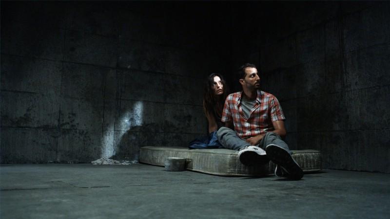 Zoé Félix e Arié Elmaleh nell'horror Captifs