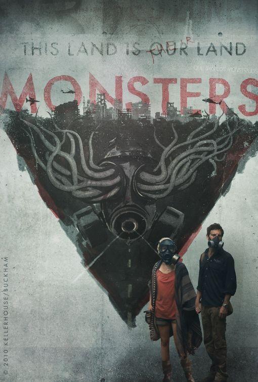 Ancora un nuovo poster per il film Monsters