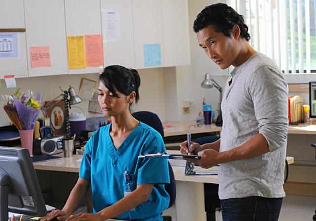 Daniel Dae Kim nell'episodio Lanakila di Hawaii Five -0