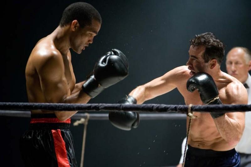 Henry Maske sfida Yoan Pablo Hernandez nel film Max Schmeling
