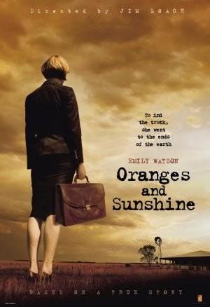 La locandina di Oranges and Sunshine
