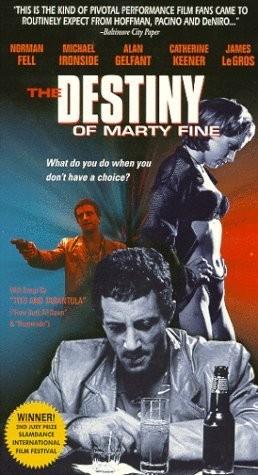 La locandina di The Destiny of Marty Fine