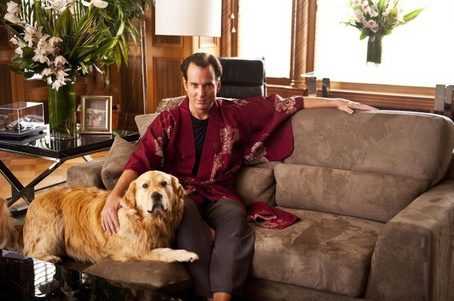 Will Arnett nell'episodio pilota di Running Wilde