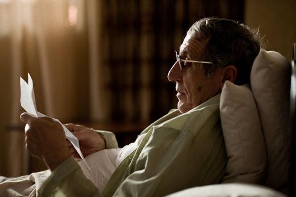 Celso Bugallo in un'immagine del film Amador