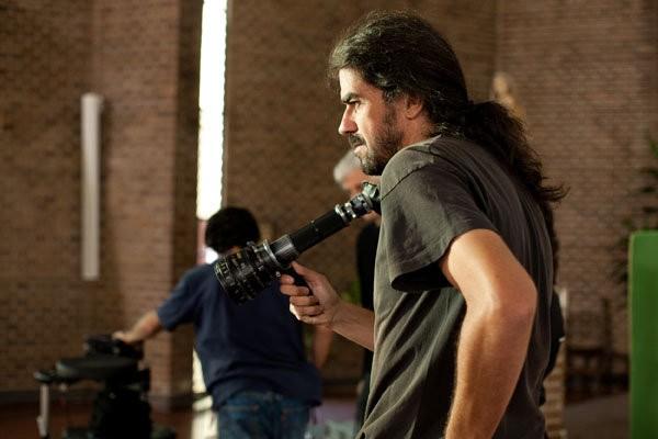 Fernando León de Aranoa, regista del film Amador