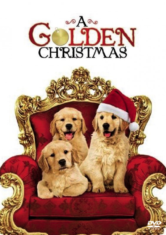 La copertina di A Golden Christmas (dvd)