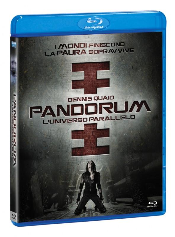 La copertina di Pandorum - L'universo parallelo (blu-ray)