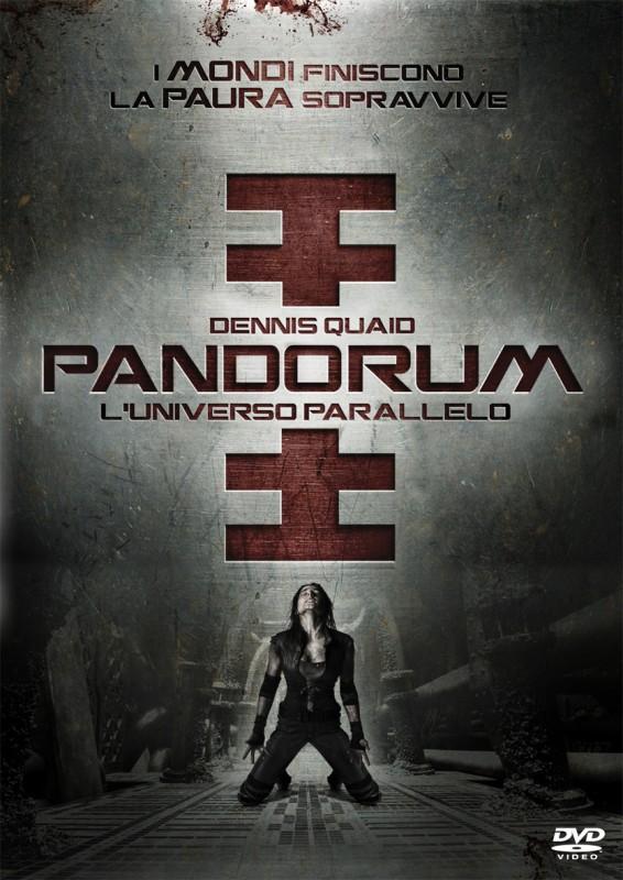 La copertina di Pandorum - L'universo parallelo (dvd)