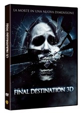 La copertina di The Final Destination 3D (dvd)