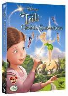 La copertina di Trilli e il grande salvataggio (dvd)