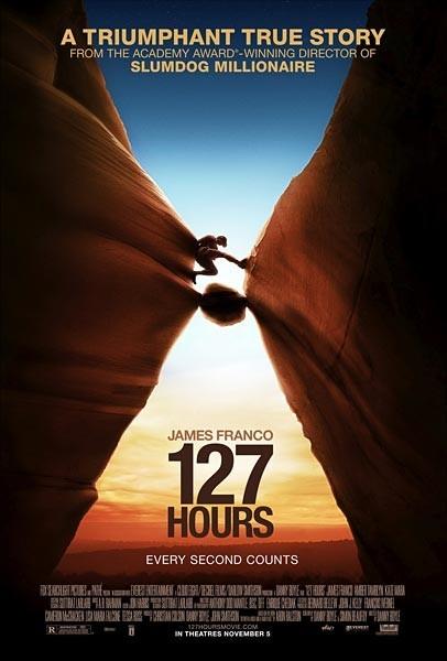 La locandina di 127 Hours