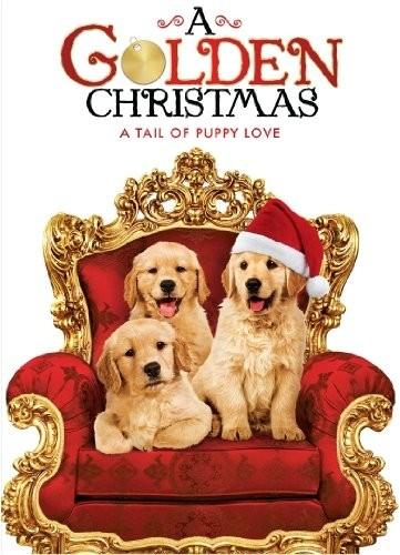 La locandina di A Golden Christmas