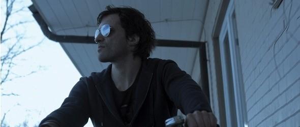 Thomas Wodianka in un'immagine del film Snowman's Land