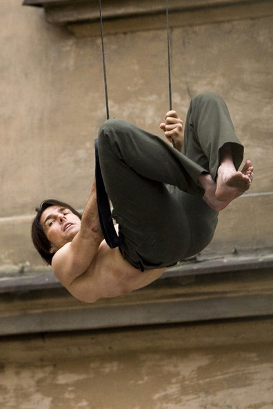 Tom Cruise gira Mission: Impossible 4 a Praga