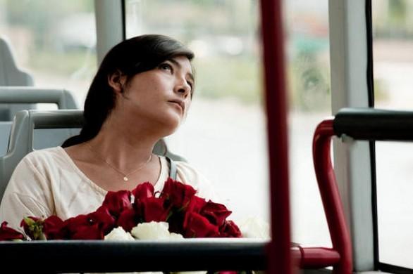 Una sequenza del film Amador