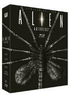 La copertina di Alien Anthology (blu-ray)