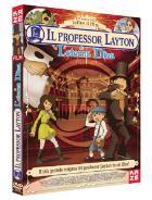La copertina di Il Professor Layton e l'eterna Diva (dvd)
