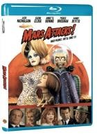 La copertina di Mars Attacks! (dvd)