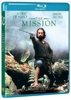 La copertina di Mission (blu-ray)