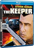 La copertina di The Keeper (blu-ray)