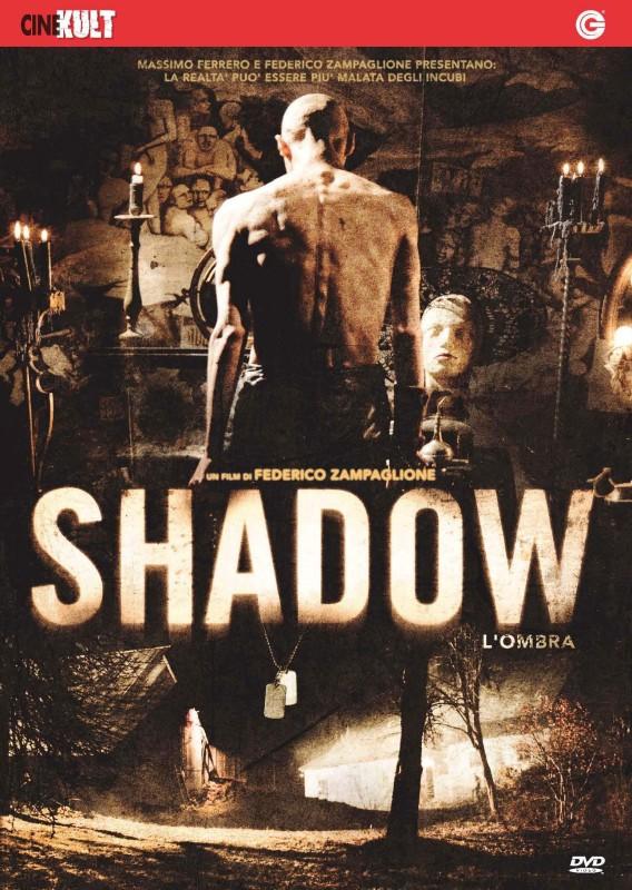 La copertina di Shadow (dvd)