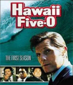 La locandina di Hawaii squadra cinque zero