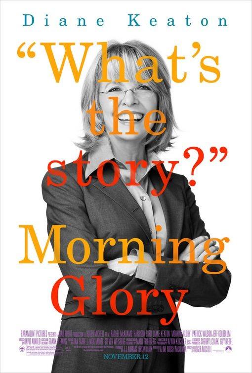 Character Poster per Diane Keaton in Morning Glory
