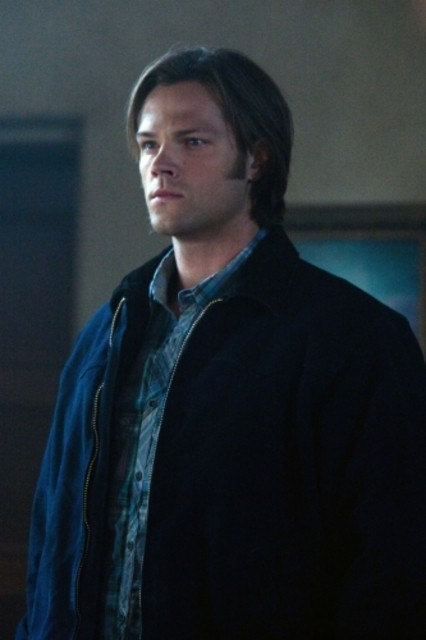 Jared Padalecki nell'episodio The Third Man di Supernatural