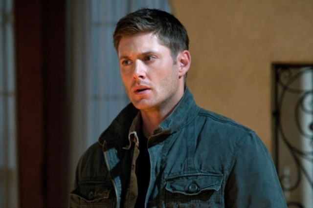 Jensen Ackles nell'episodio The Third Man di Supernatural