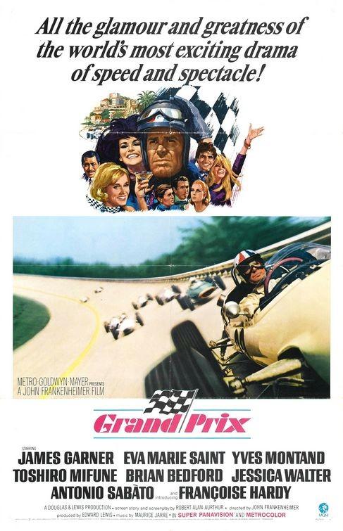 La locandina di Grand Prix
