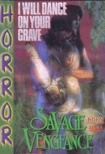 La locandina di Savage Vengeance