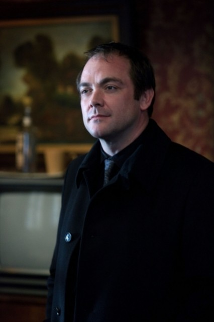 Mark Sheppard nell'episodio Weekend at Bobby's di Supernatural